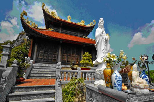 Du lịch Tâm Linh